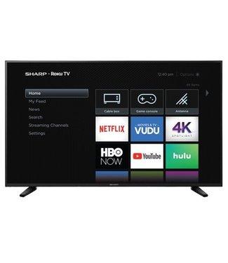 "58"" SHARP 4K UHD (2160P) LED SMART TV WITH HDR - LC-58Q620U"