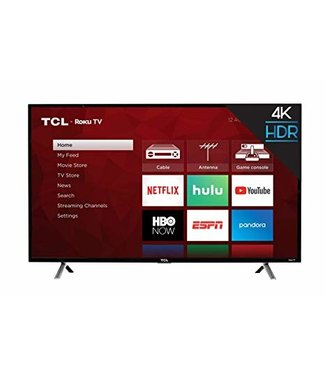 "TCL 55"" TCL 4K UHD (2160P)  LED Roku SMART TV with HDR - 55S405"