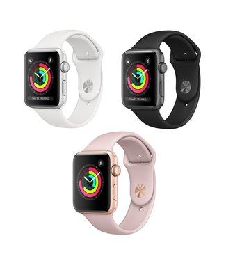 Apple Watch Series 3 42mm  Smartwatch Aluminum Case *GPS ONLY *