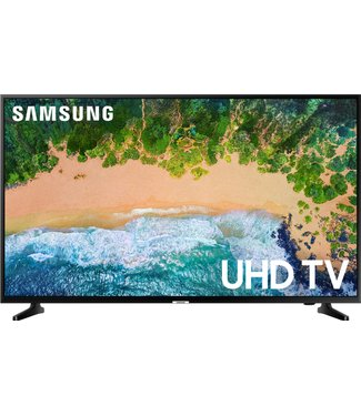 "55"" Samsung 4K UHD (2160P) LED SMART TV with HDR - UN55NU6080"
