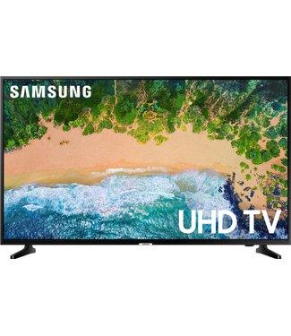 "Samsung 55"" Samsung 4K UHD (2160P) LED SMART TV with HDR - UN55NU6080"