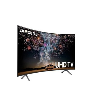"55"" Samsung Curved 4K UHD (2160P)  LED SMART TV with HDR - UN55RU7300"