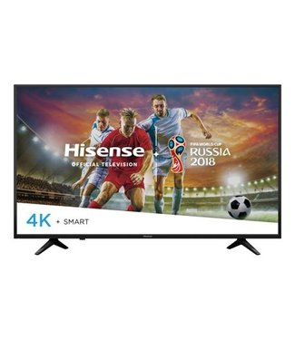 "60"" Hisense 60H6E 4K UHD (2160P) LED SMART TV WITH HDR"