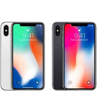 Apple iPhone X 256GB GSM Unlocked (AT&T/T-Mobile)