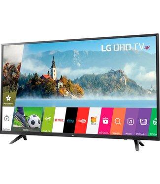 "LG 43"" LG 4K UHD (2160P)  LED SMART TV with HDR - 43UJ6200"