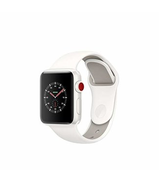 Apple Apple Watch Series 3 38mm  Smartwatch Ceramic Case *GPS & Cellular *