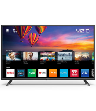 "Vizio 43"" Vizio 4K UHD (2160P)  LED SMART TV with HDR - E43-F1"