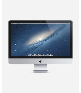 """27"""" 5K iMac 4.0GHz i7 8GB RAM 512 SSD  (Late 2014)"""