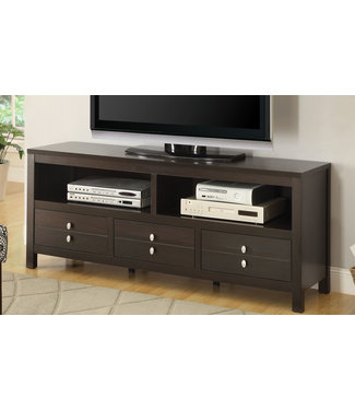 Coaster 703311 Coaster TV Stand **LAST CHANCE DISCONTINUED MODEL**