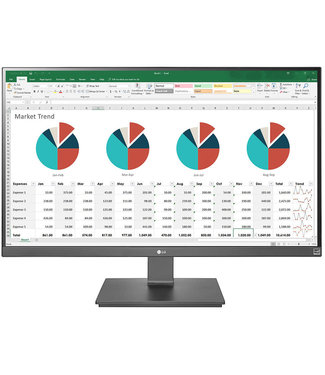 "LG 27"" LG 4K Monitor 27UK670-B"
