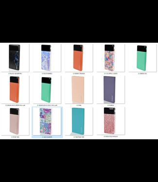 iDeaPLAY K10 Dual USB Port 10000mAh Power Bank (Multiple Colors)