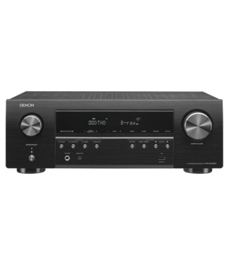 Denon AVR-S540BT 5.2 Channel 4K Ultra HD AV Home Theater Receiver