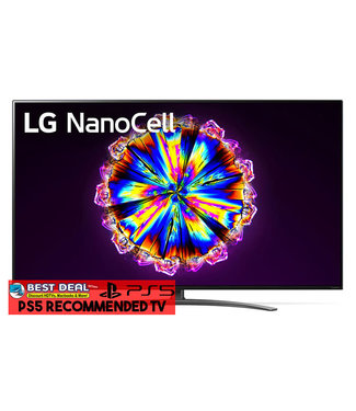 "LG 65"" LG 4K LED HDR Smart 65NANO91"