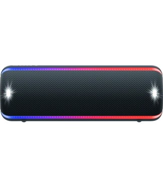 sony Sony SRS-XB32 XB32 Portable Wireless Speaker with Bluetooth, Black