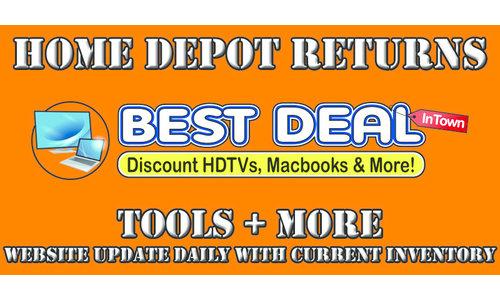 Home Depot Returns