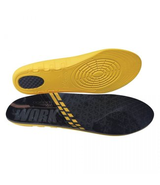 Copper Fit Work Gear Comfort Insoles ONE SIZE FITS MOST Mens 8-13 Womens 9.5-14.5