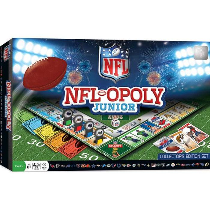 NFL - Opoly Jr Game