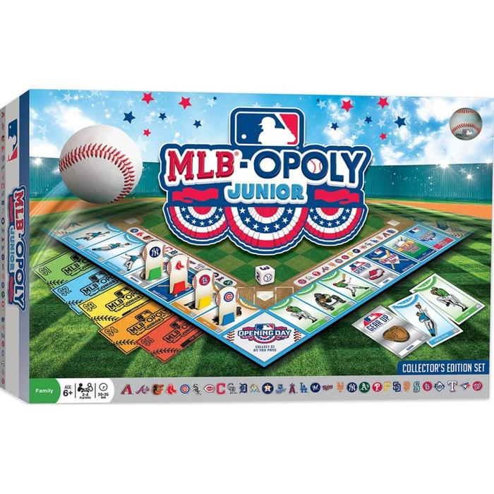 MLB - Opoly Jr Game