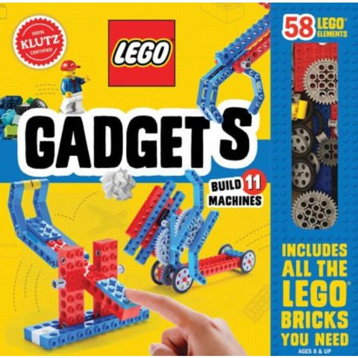 Lego Gadgets Activity Book and Playset