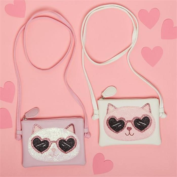 Cat Cross Body Purse