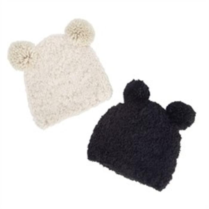 Fleece Bear Hat