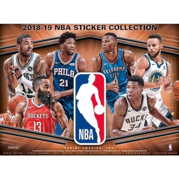 NFl 2019 Sticker Collection Panini