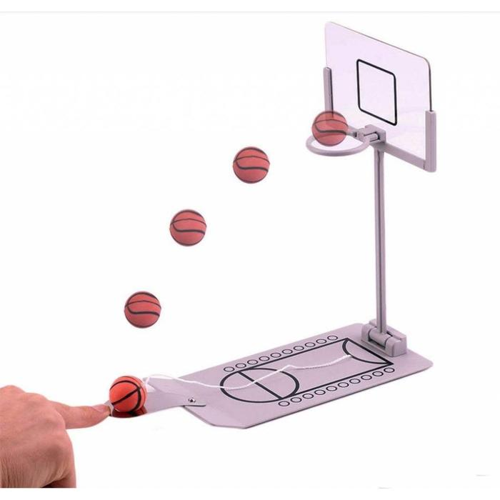 Personalized Desktop Hoops