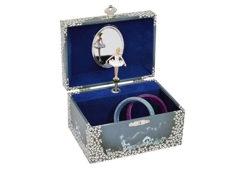 Ballerina Musical Jewlery Box
