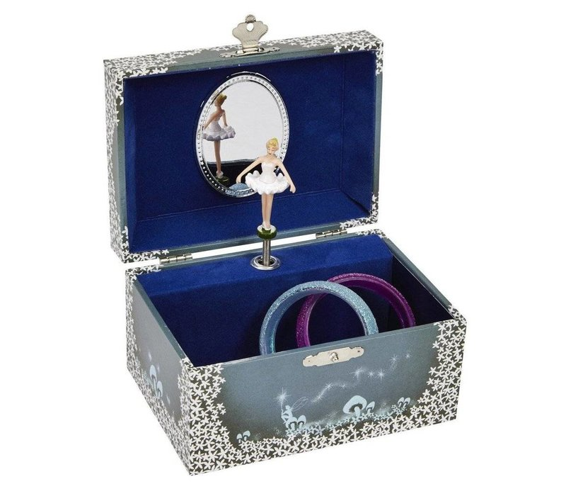 Ballerina Musical Jewlery Box
