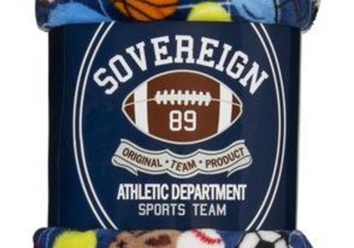 Althetic Sports Blanket