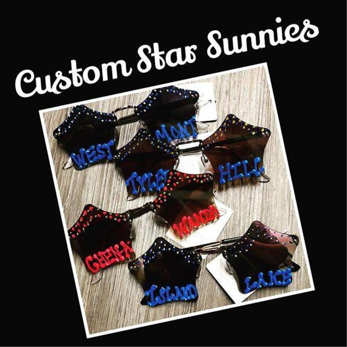 Custom Star Sunnies