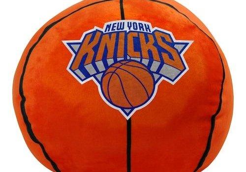 Knicks Cloud Pillow (Basketball)