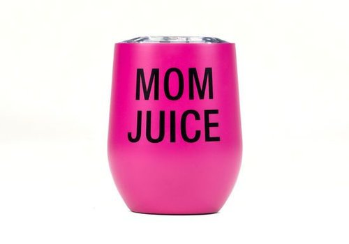Mom Juice Wine Tumbler