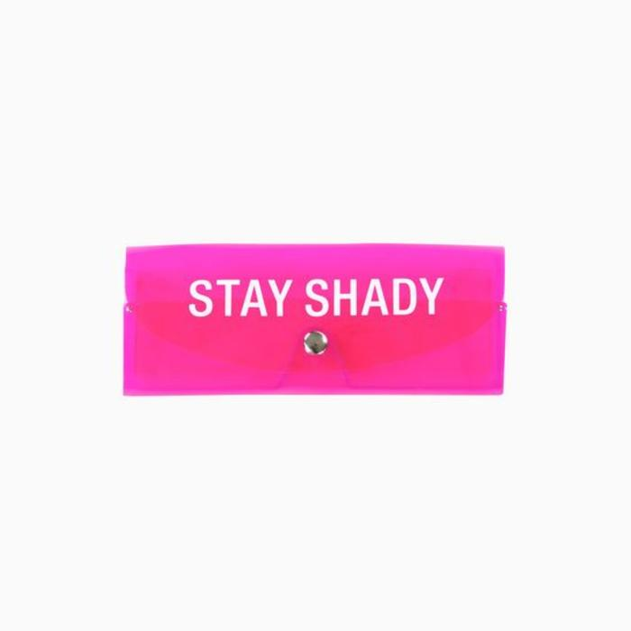 Stay Shady Sunglass Case