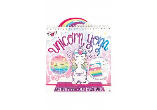 Unicorn Yoga Activity Pad