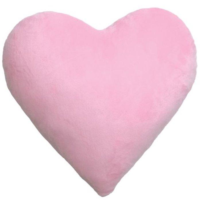 Heart Ying Yang reverible Sequin Pillow