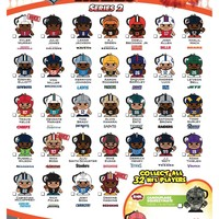 NFL Squeezy Mates Series 2