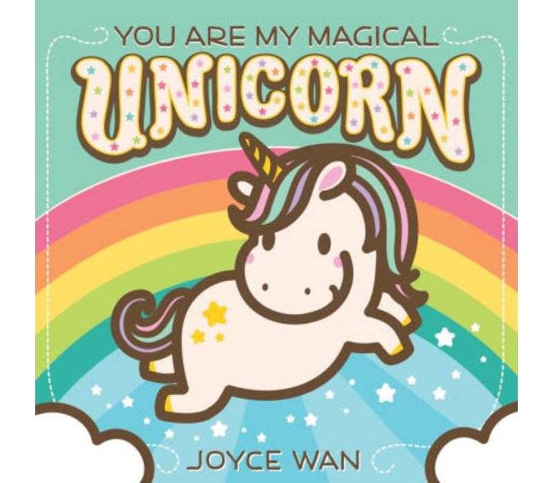 You are my Magical Unicorn Book