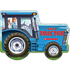 scholastic I am a Tractor Book