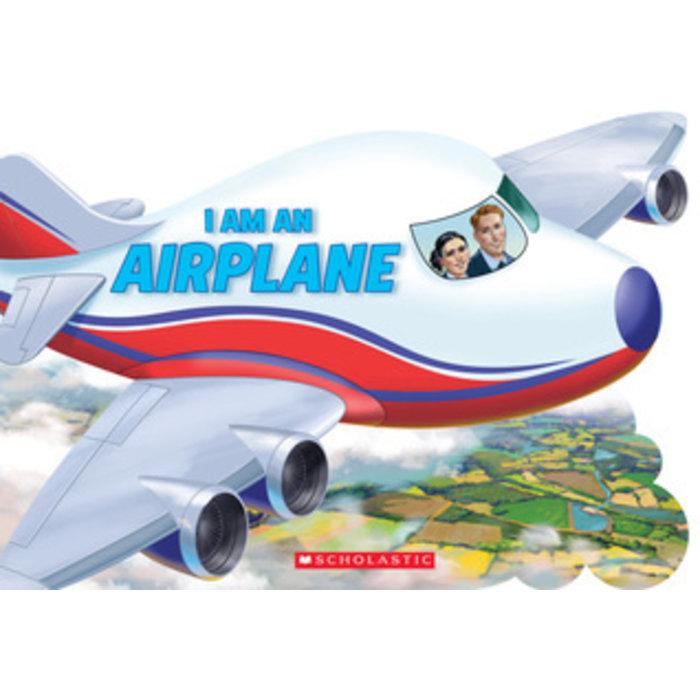 I am a Airplane Book