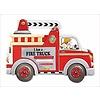 scholastic I am a fire truck book