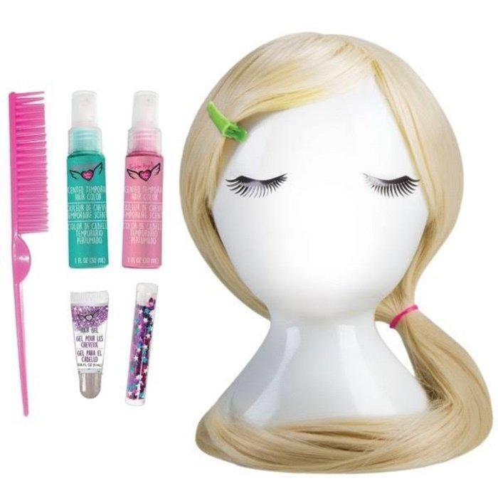 Unicorn Magic Wig Stylist Kit -Brunette