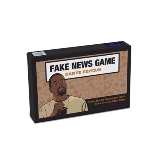 Fake New Game (Kanye Edition)