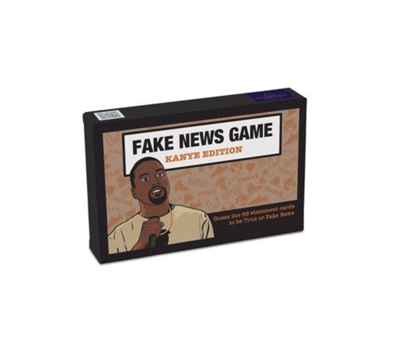 Fake New Game (Kanye Edition)