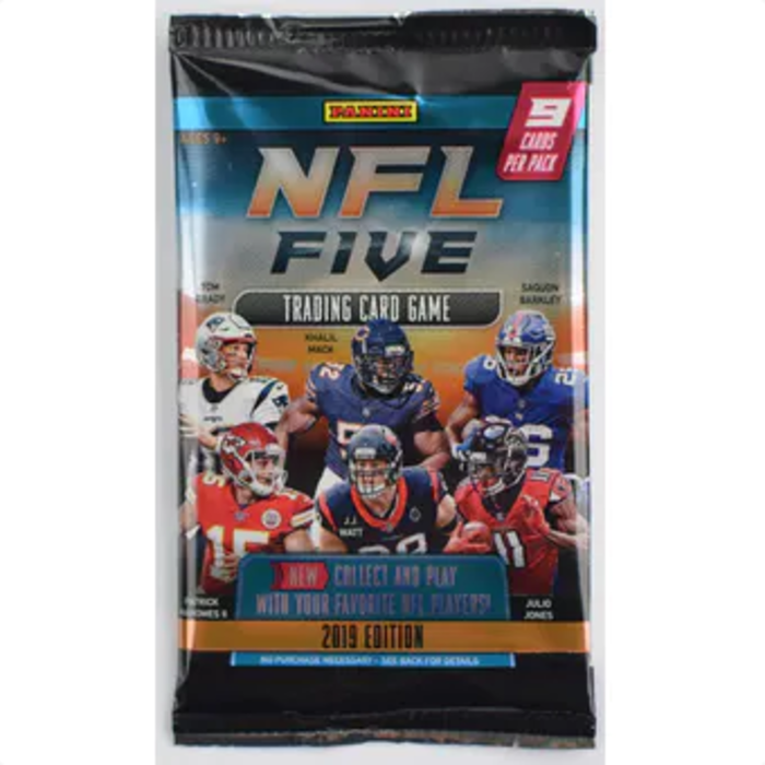 NFL Booster Trading Cards