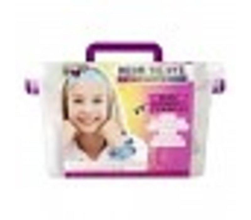 Neon Tye Dye Hair Accessory Design Kit