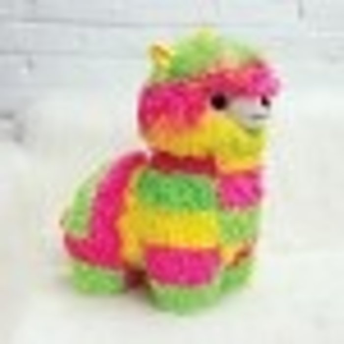 Alpaca Plush Large