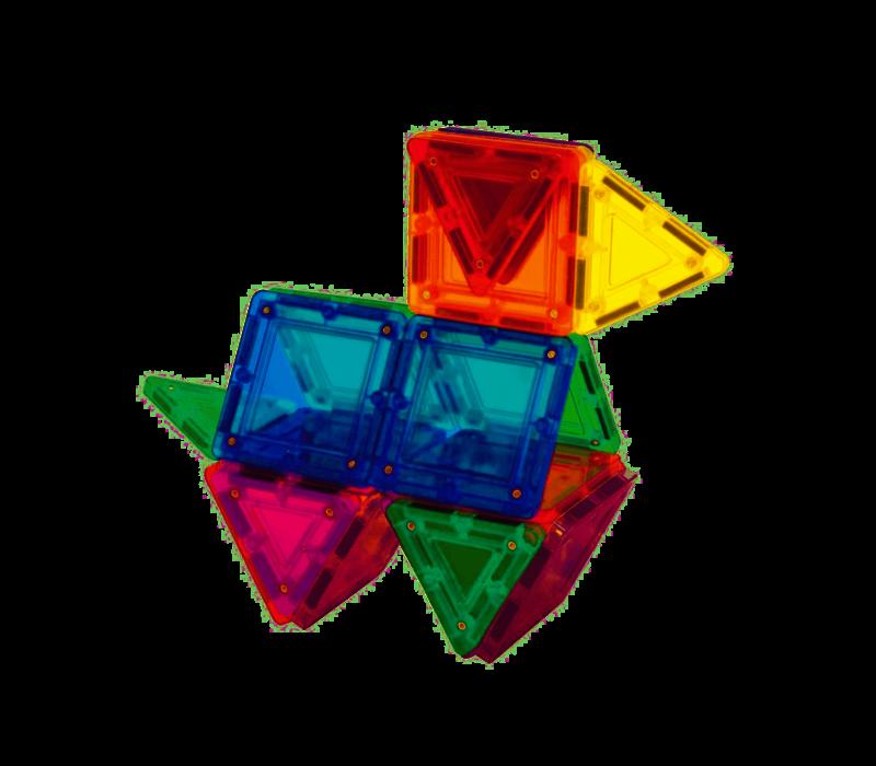 Rainbow 20pc