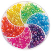 Pinwheel Party Bead Set