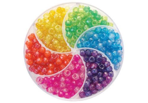 Pinwheel Party Bead Set